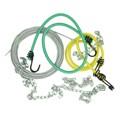 Cadenas, cables y accesorios